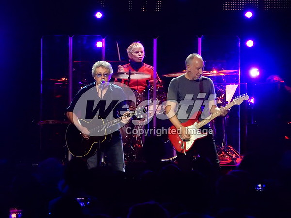 The Who 30-MAR-2017 @ Royal Albert Hall , London, UK © Thomas Zeidler