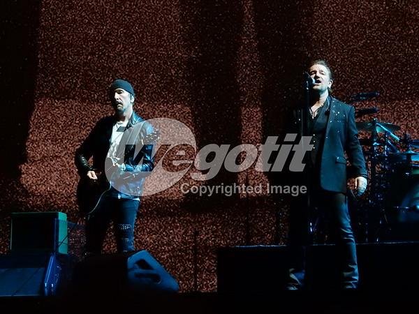 U2 22-JUL-2017 @ Croke Park, Dublin, Ireland © Thomas Zeidler