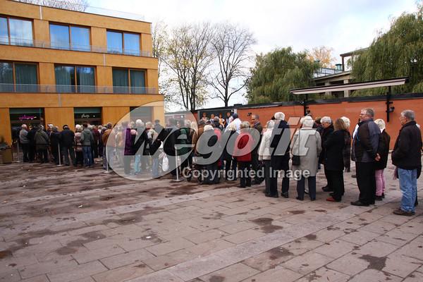 ABBA Museum 24-OCT-2013 @  Stockholm Sweden © Thomas Zeidler