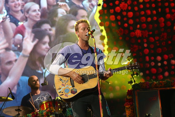 Coldplay 11-JUN-2017 @ Ernst Happel Stadion, Vienna, Austria © Thomas Zeidler