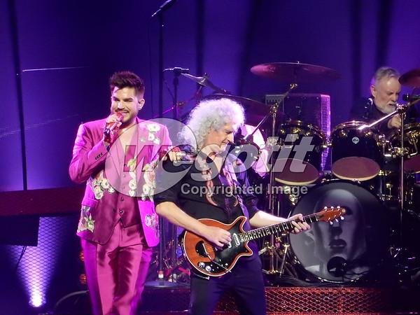 Queen + Adam Lambert 04-NOV-2017 @ Papp László Budapest Sportaréna, Budapest, Budapest © Thomas Zeidler