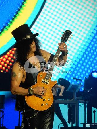 Guns N' Roses 10-JUL-2017 @ Ernst Happel Stadion, Vienna, Austria © Thomas Zeidler